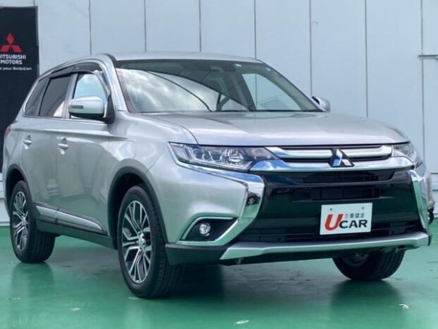 Certified Used Mitsubishi Outlander 2018 full